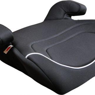 Zitverhoger auto - Stoelverhoger - Autostoel - Booster - Zwart