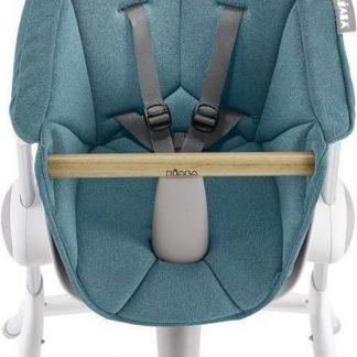 BEABA Kinderstoel omhoog en omlaag blauw