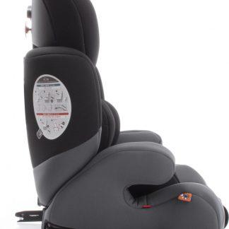Babyauto autostoel zarauz con fix groep 123 black
