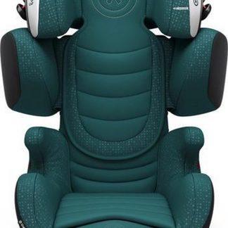 Kiddy Cruiserfix 3 Autostoel Deep Sea Green