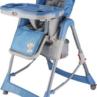 Kinderstoel BabyGO Tower Maxi Blauw