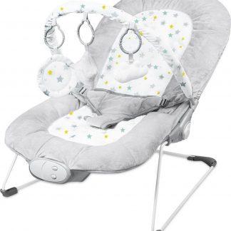 Titanium Baby - WIpstoeltje - Bouncer La-Di-Da - Grijs