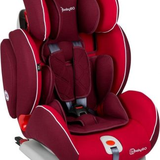 Autostoel BabyGO Sira IsoFix Bordeaux (9-36kg)