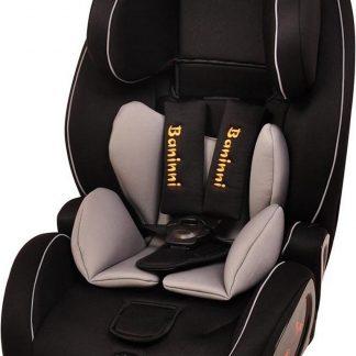 Autostoel Baninni Arona Isofix Black-Grey (9-36kg)