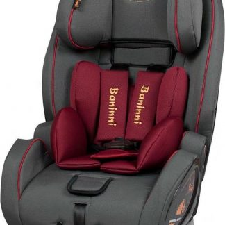 Autostoel Baninni Arona Isofix Red-Gray (9-36kg)