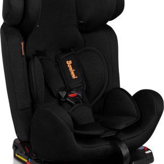 Autostoel Baninni Felice Fix Zwart (0-36kg)