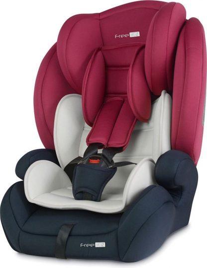 Autostoel FreeOn Saturn Plus Rood (9-36kg)