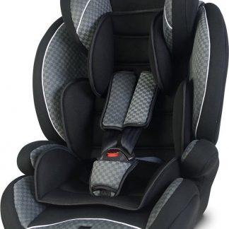 Autostoel FreeOn Saturn Plus Zwart-Grijs (9-36kg)