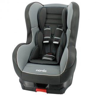 Autostoel Nania Cosmo SP ISO-FIX Shadow Black (9-18kg)