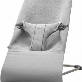 BABYBJÖRN Wipstoeltje Bliss - Lichtgrijs 3D Jersey
