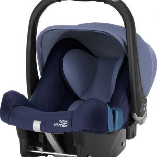 BRITAX RÖMER Autostoel Baby-Safe Plus SHR II Moonlight Blue groep 0