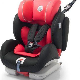 BabyAuto Kinderstoel Penta Fix (ISO-Fix) Rood/Zwart, 9 - 36 kg / 9 maand - 12 jaar