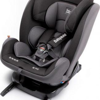 Babyauto autostoel Dupla black groep 0+ 123
