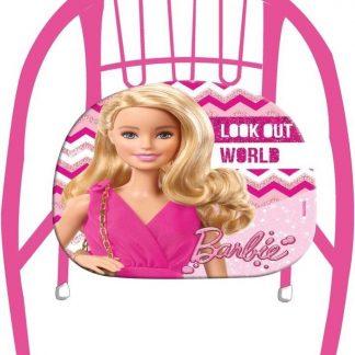 Barbie Kinderstoel Meisjes 36 Cm Staal/polyester Roze