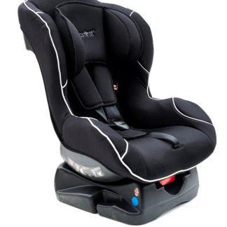 Bebies First Autostoel - Zwart - 0-18kg