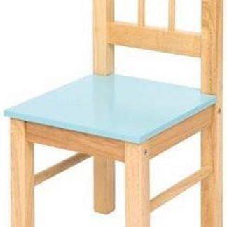Bigjigs - Kinderstoel - Hout - Blauw