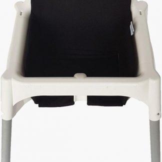 Bliss Kussen voor IKEA Antilop Kinderstoel -Zwart