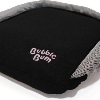 Bubblebum Zitverhoger Autozitje Opblaasbaar Autostoeltje - Zwart