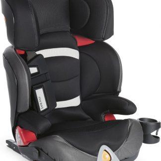 Chicco Autostoel Oasys FixPlus Evo - Groep 2 en 3 - Jet Black