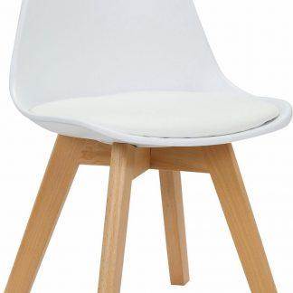 Clp Lindi Kinderstoel - Kunstleer - Wit