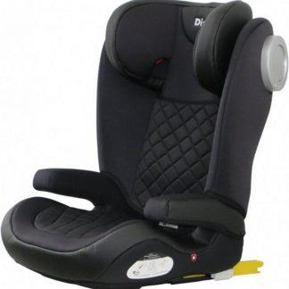 Ding Luca Autostoel 15-36 Kg Zwart