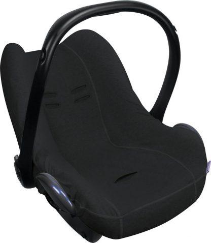 Dooky Seat Cover 0+ Autostoel hoes Zwart Uni
