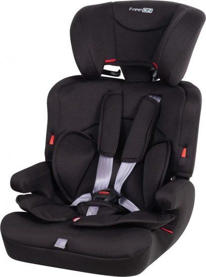 FreeON autostoel Triton Zwart (9-36kg)