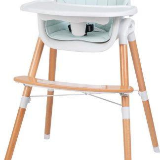 FreeOn Kinderstoel Tin 2in1 - Eetstoel voor kinderen - Lichtgroen