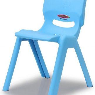 Jamara Kinderstoel Smiley Blauw