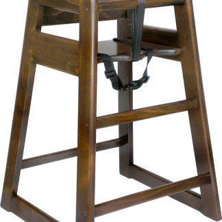 Jippie's High Chair - Kinderstoel - Walnoot