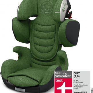 Kiddy Cruiserfix 3 Autostoel Melange Cactus Green