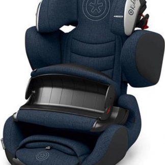 Kiddy Guardianfix 3 Autostoel Melange Indigo Blue