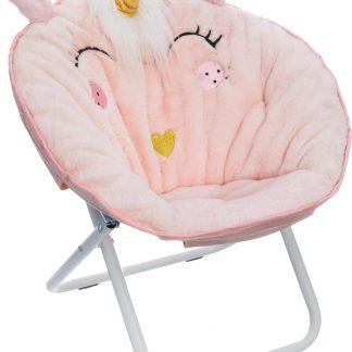 Kinder klapstoel eenhoorn - unicorn - kinderstoel - kinderzetel - vouwstoel - meisjes stoel