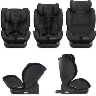 Kinderkraft autostoel Myway Black (0-36kg)