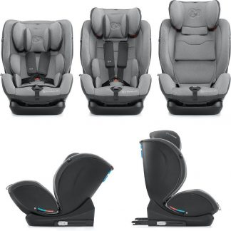 Kinderkraft autostoel Myway Grey (0-36kg)
