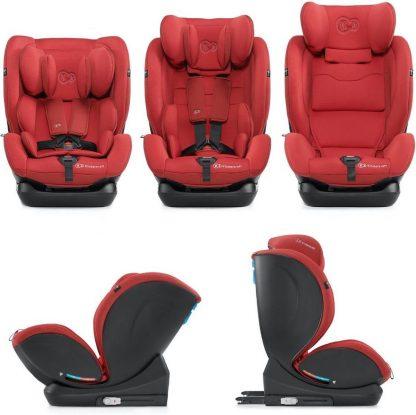 Kinderkraft autostoel Myway Red (0-36kg)