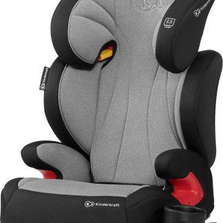 Kinderkraft autostoel Unity met isofix Grijs (15-36kg)