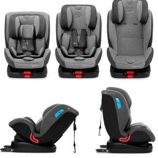Kinderkraft autostoel Vado Grey (0-25kg)