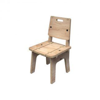Kindermeubel - IKC kinderstoel hout