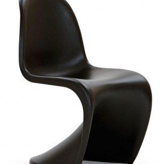 Kinderstoel S-Chair Style Zwart