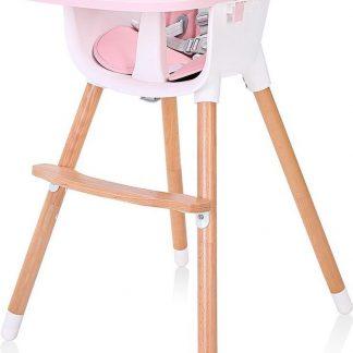 Kinderstoel, roze, meegroeistoel, in hoogte verstelbaar, 2 in 1 Kinderstoel, roze, meegroeistoel, in hoogte verstelbaar, 2 in 1