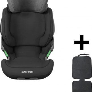 Maxi Cosi Autostoel Kore I Size Authentic Black + Gratis Stoelbeschermer