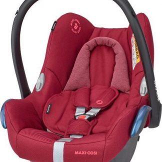 Maxi Cosi CabrioFix Autostoel - Essential Red