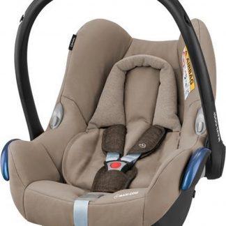 Maxi Cosi CabrioFix Autostoel - Nomad Brown