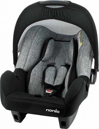 Nania Baby Autostoel - Beone SP universal - Groep 0+ - van 0 tot 13 kg - Inclusief Base