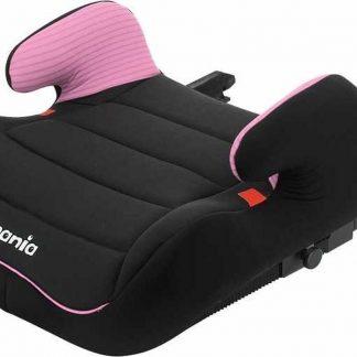 Nania Isofix zitverhoger - TOPO Easyfix - Tech Pink