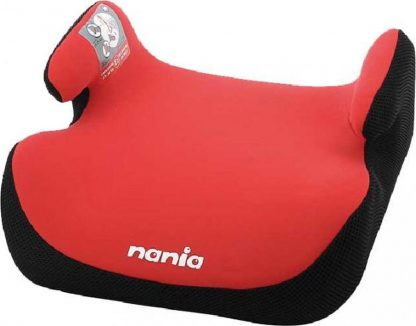 Nania Topo Comfort Zitverhoger Red