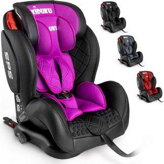 Sens Design Autostoel Isofix - Paars - Kinderstoel