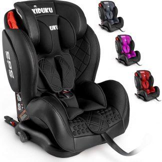 Sens Design Autostoel Isofix - Zwart - Kinderstoel