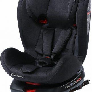 Titaniumbaby Autostoel Kai 360 - Zwart
